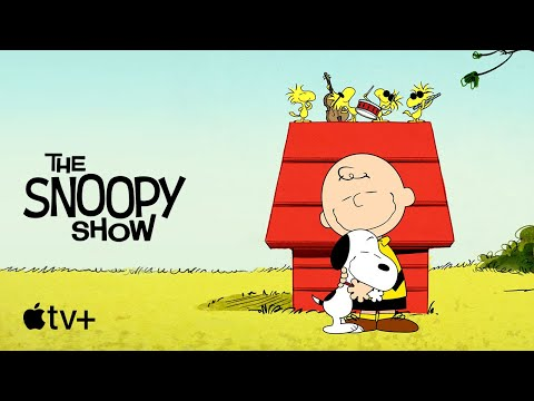 The Snoopy Show — Official Teaser   Apple TV+