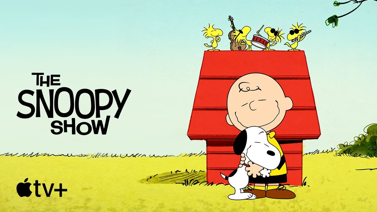 Image result for The Snoopy Show