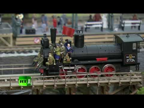 Russia in miniature - Documentary film on TV channel Russia Today (RT)