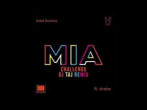 DJ TAJ - MIA CHALLENGE (JERSEY CLUB MIX)