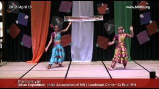 Bharatanatyam-Dance[India Association of MN]