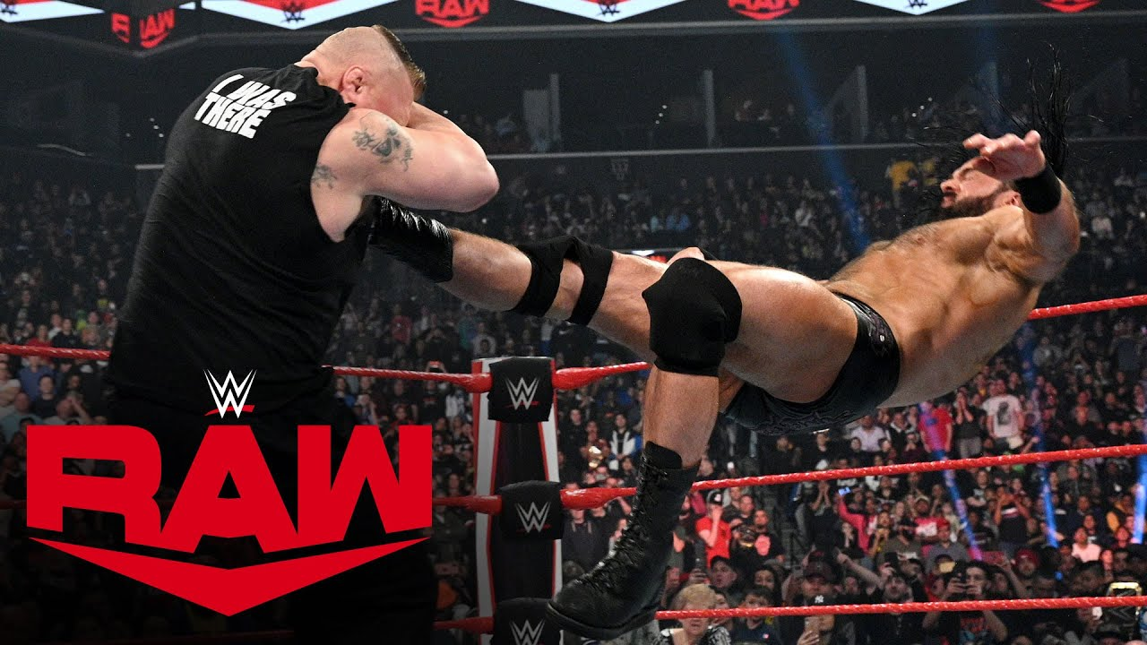 Drew McIntyre Vs. Brock Lesnar Results: Winner, Twitter Reaction ...