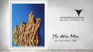 Live Q&A with Vernon Finney on December 19, 2020 - Topic: The Wise Men