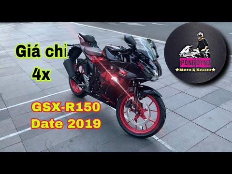 Suzuki GSX-R150 Đời 2019 giá chỉ 4x .... | Pông Dyno