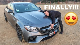 FINALLY!!! TAKING DELIVERY OF MY 2018 MERCEDES AMG E63S thumbnail