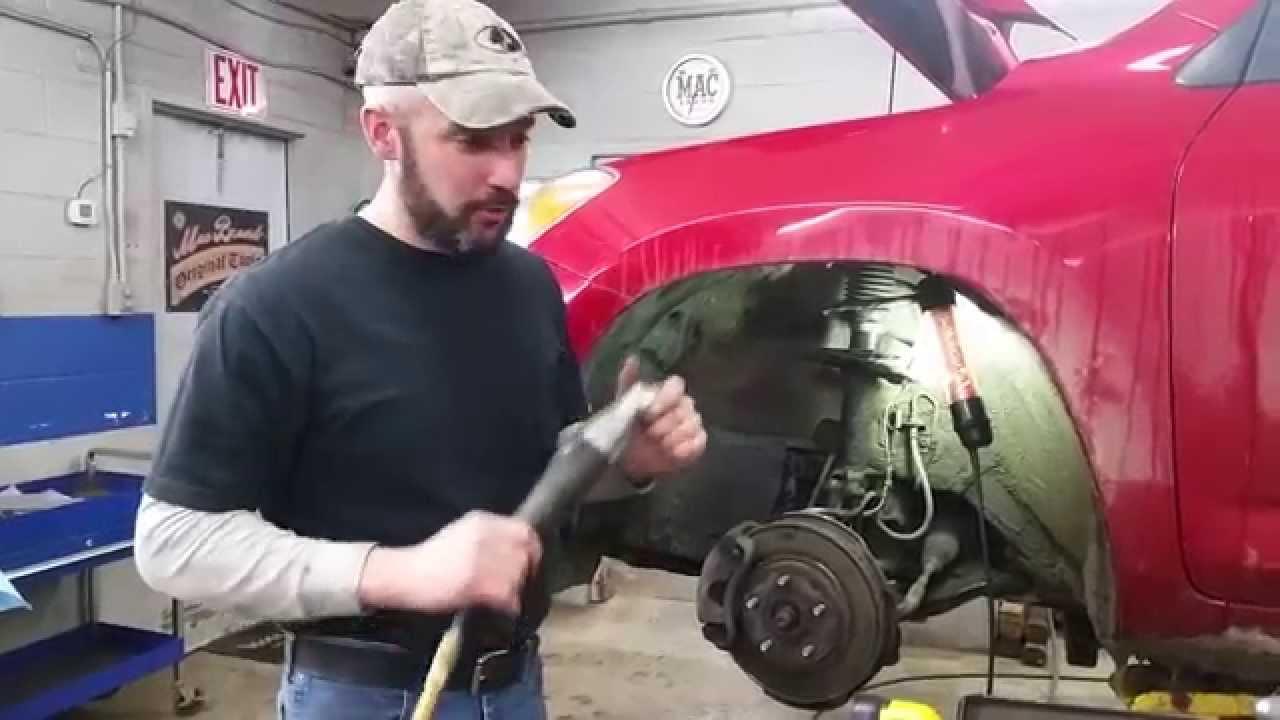 Replace Front Struts Toyota Rav4 Youtube