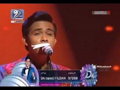 Fildan D4 - Nyanyi India Bikin Merinding - Sunn Raha Hai