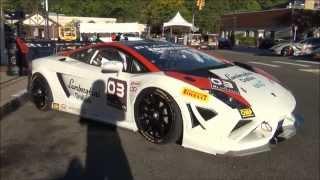 Lamborghini Gallardo LP570-4 Blancpain Videos