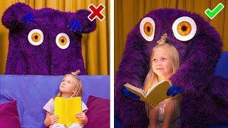 Дети против монстров 9 лайфхаков против монстров
