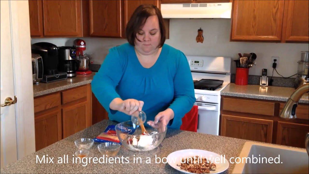 Easy Cheese Ball Recipe - YouTube