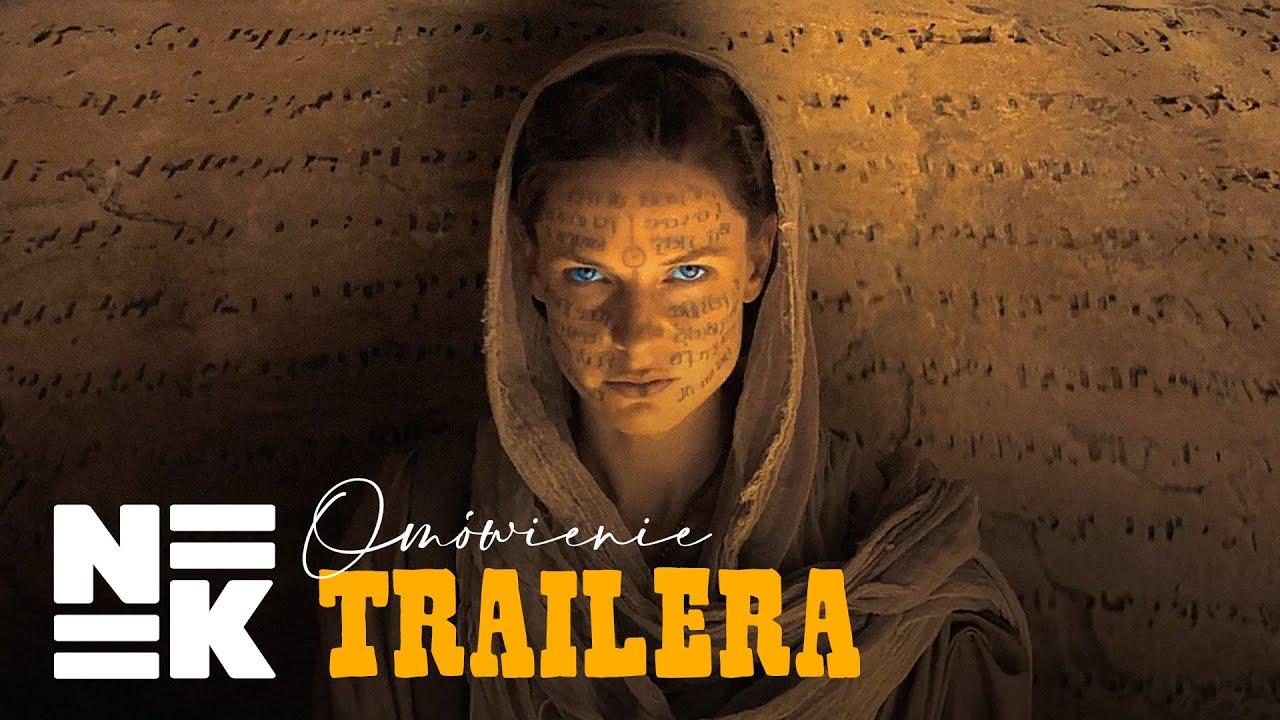 Diuna jako pełen akcji efektowny blockbuster na nowym trailerze – czy to wystarczy by film zarobił?