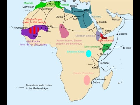 Trans-Saharan Slave Trade and Racism in the Arab World