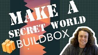 Game Dev - How To Make A Secret World