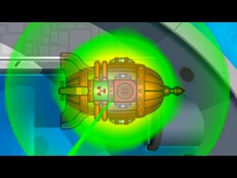 STEAMPUNK Submarines! Bloons TD Battles NEW Skins (BTD Battles)