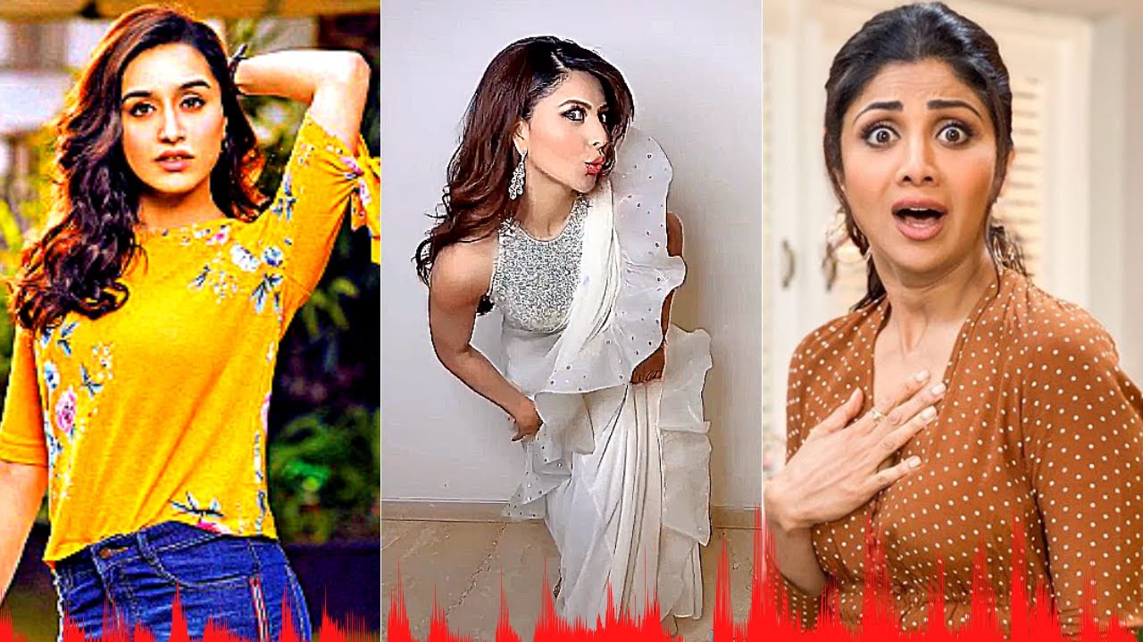 Finally, Bollywood Stars in Tik Tok ???? Shilpa Shetty ,Deepika Padukone ,Urvashi TikTok Video