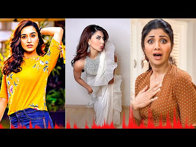 Finally, Bollywood Stars in Tik Tok 😮 Shilpa Shetty ,Deepika Padukone ,Urvashi TikTok Video