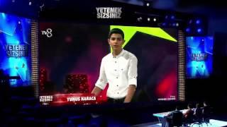 Yunus Karaca Yetenek Sİzsiniz Final (TROL)