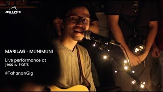Munimuni - Marilag | live at Jess & Pat's #TahananGig