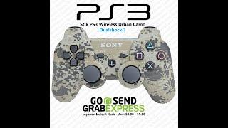 Stik PS3 Army Urban Camoflauge