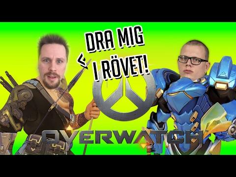 Overwatch  DRA MIG I RÖVET!