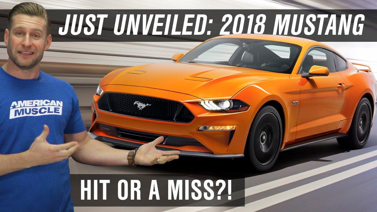 americanmuscle news  mustang reveal  hybrid mustang diesel     youtube