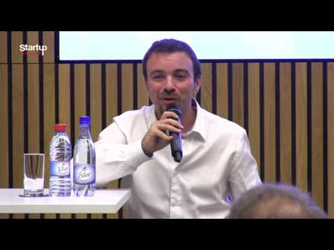 Startup Grind Luxembourg hosts Alexandre Rochegude [Serial Entrepreneur]