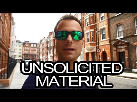 "Nieproszony materiał - ""Unsolicited Material"" by Ed Surname"