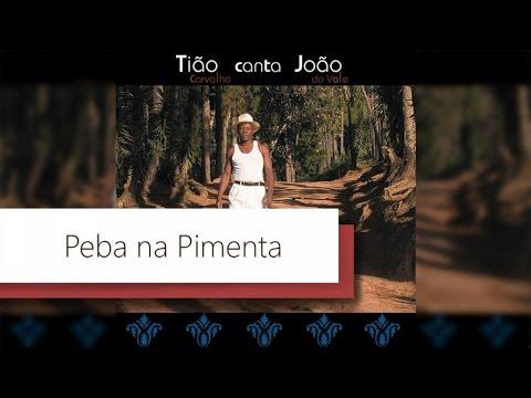 Tião Carvalho - Peba na Pimenta