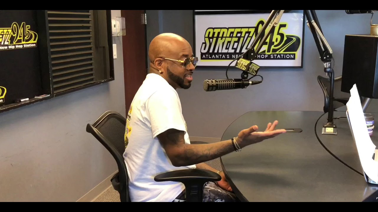 "Jermaine Dupri Clarifies ""Stripper""  Rappers, Addresses Cardi B,  Lil Nas X, So SoDef Doc, & More"