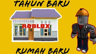 Create a New Year home!!!!! -ROBLOX INDONESIA