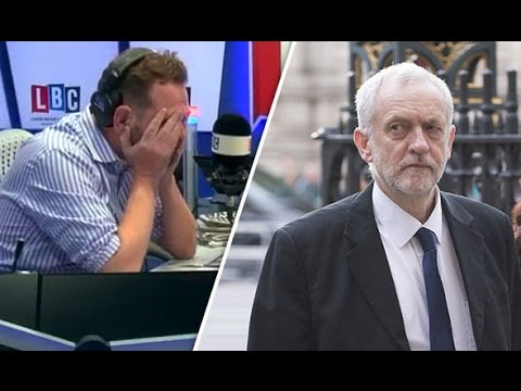 James O'Brien tries to understand Corbynistas, fails