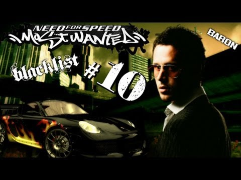 NFS Most Wanted [XB360] - Stage 6 - Baron (BL #10)