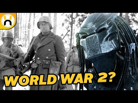 Predator 2 Was Almost a World War 2 Film