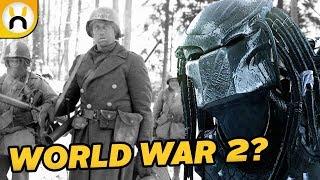 The Predator Sequel Was Almost Set During World War 2