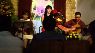 Nguoi tho san va dan chim nho - Anh Bang - Thuy Uyen - Grin coffee acoustic