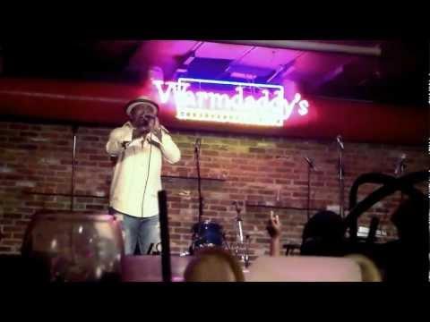 Glenn Jones LIVE @Warmdaddy's Philadelphia 1 (1/2)