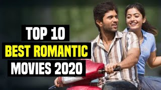 Top 10 Best Romantic South Indian Hindi Dubbed Movies of 2020 | You Shouldn't Miss