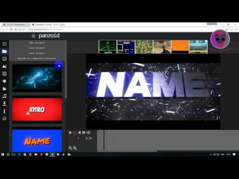 How To Make An Intro 3D Online