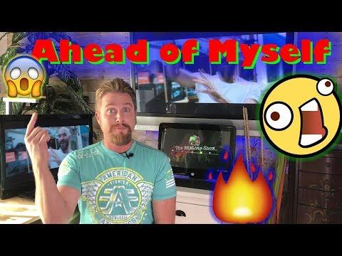 X Ambassadors - Ahead Of Myself REACTION VIDEO!!!!