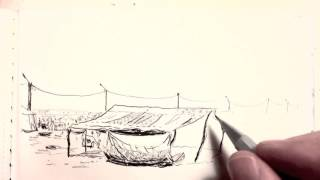 Drawing Nouakchott 00
