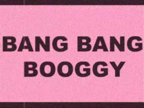 AGRODOB - BANG BANG BOOGGY