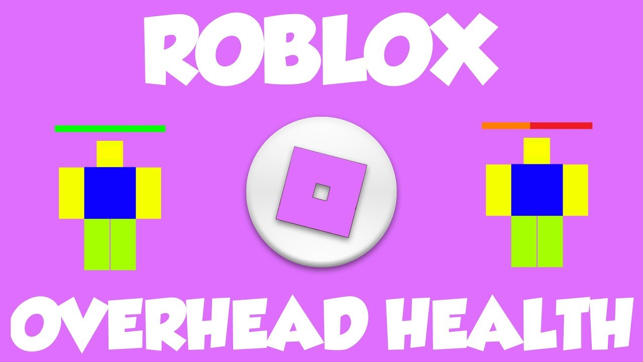 ROBLOX How to Make a Overhead Health Gui