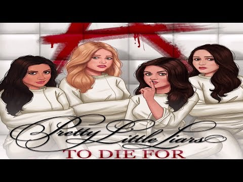 Pretty Little Liars Game: TO DIE FOR - PARTY!!! #2 (Ep.  3, 4, 5)