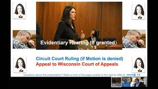 Kathleen Zellner: Intro To Motion For Post Conviction Relief With Erekose and Travis