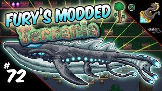 Fury's Modded Terraria | 72: Brutal Space Whale Comets