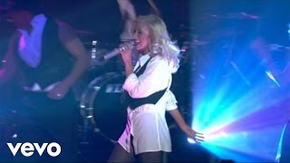 Christina Aguilera - Back In The Day (Live Sets on Yahoo! Music)