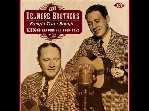1267 Delmore Brothers - Freight Train Boogie