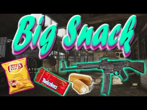 The STG44 Looking Like A Whole SNACK!!
