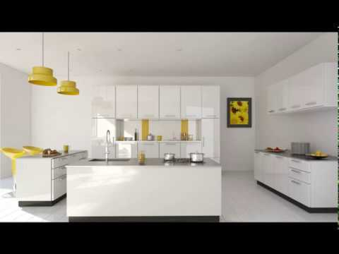 Kitchen Interior Design Modular Kitchen 2018 Modern Interior Concepts Kitchendesign Youtube