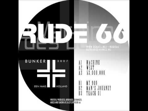 Rude 66 – De Machine Des Duivels - 53.000.000